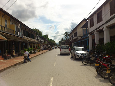 Photo of the Destination: Luang Prabang