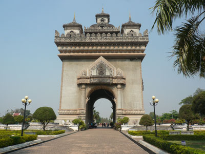 Photo of the Destination: Vientiane