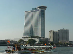 Hotels on Chao Phraya Riverside