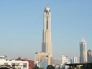 30階以上の高層ホテル