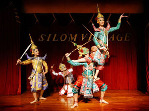 Thai Dinner With Thai Classical Dance