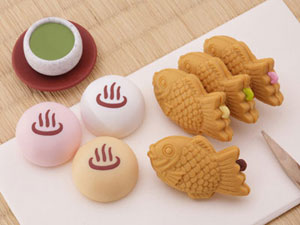 Japanese Dessert / Drink