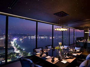 High Rise Restaurants with View