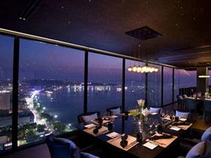 高層展望レストラン