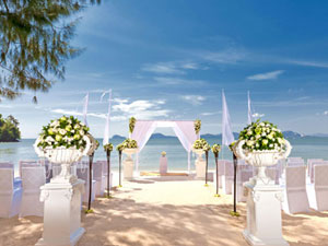 Hotel with Wedding Facilities