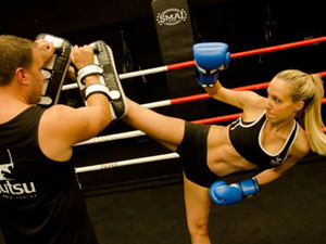 Hotels which offer Muay Thai Class