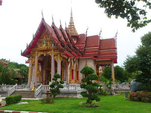Major Buddhist Temples