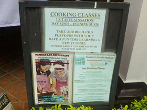 Restaurant with Cooking School